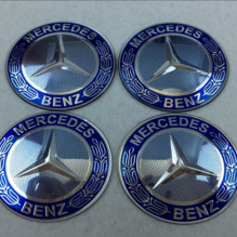Mercedes stickers