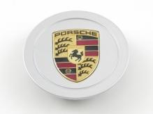 Porsche naafdoppen