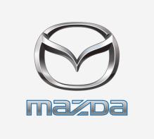 Mazda naafdoppen