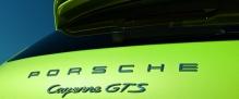 Porsche opschriften