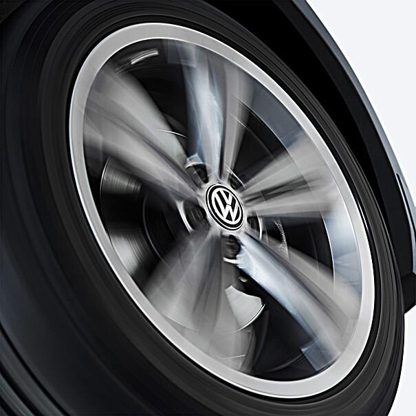 Dynamische Volkswagen Naafdoppen 66mm