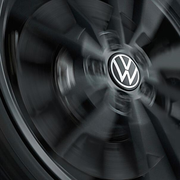 Vaststaande Volkswagen Naafdoppen 66mm