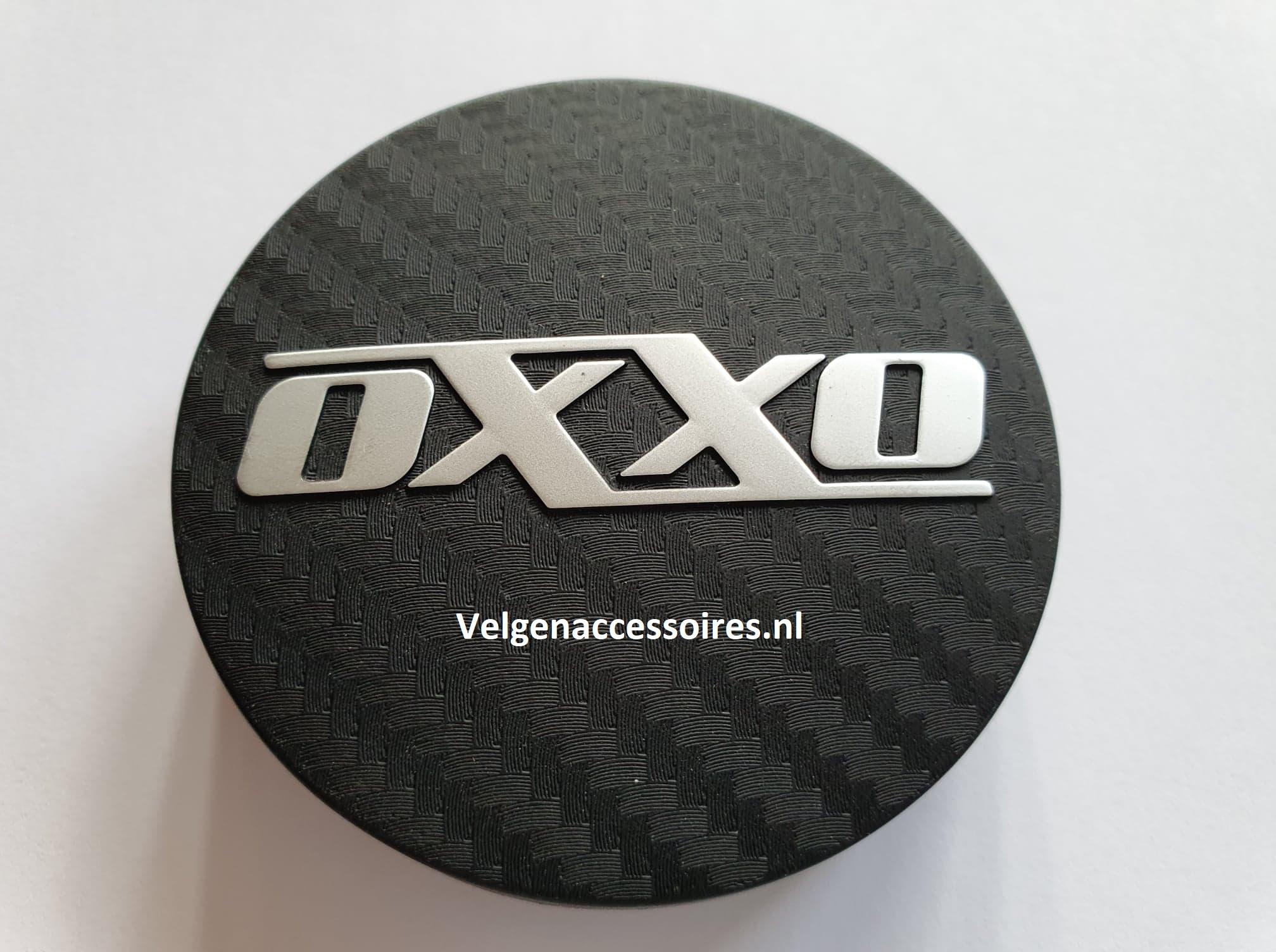 Oxxo Naafdoppen 60mm XC600X-3D-1-GB-C