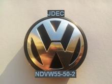 Volkswagen naafdoppen 55mm bol