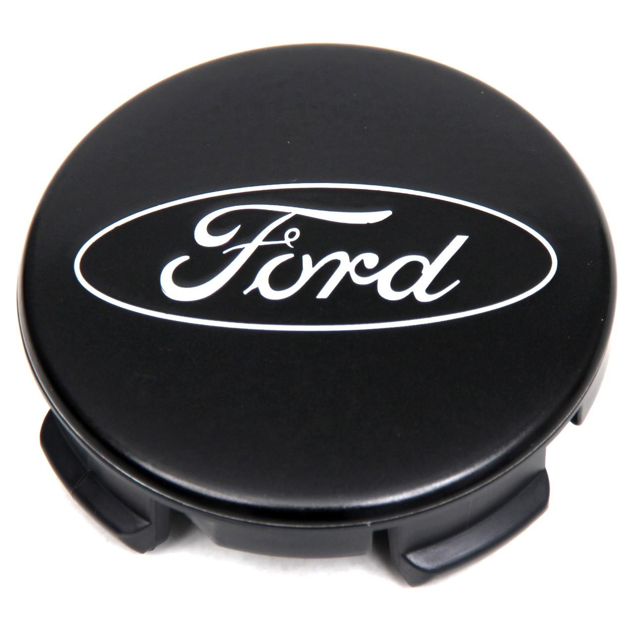 Ford naafdop 54mm zwart OEM