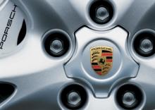 Porsche Naafdoppen ster 95504460011