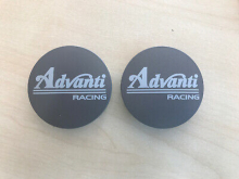 Advanti Racing naafdop 60mm