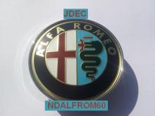 Alfa Romeo naafdoppen 60mm