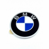 BMW naafdop sticker 57mm 36131181106