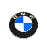 BMW naafdop sticker 65mm 36136767550
