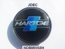 BMW naafdoppen 68mm Hartge