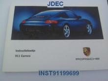 Instructieboekje Porsche 996 1997-2000