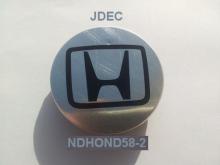 Honda naafdoppen 58mm