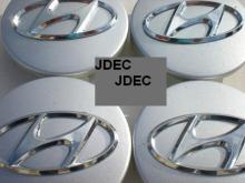 Hyundai naafdoppen 61mm