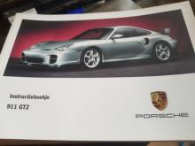 Instructieboekje Porsche 996 GT2
