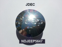 Jeep naafdoppen 56mm