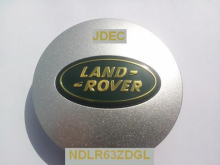 Land rover naafdoppen 63mm ZG