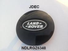 Land rover naafdoppen 63mm zwart
