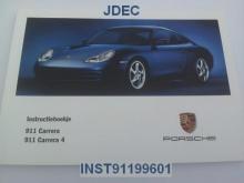 Instructieboekje Porsche 996 2001-2002