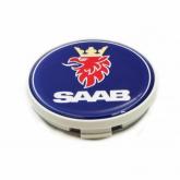 Saab naafdoppen 63mm