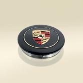 Naafdop Fuchs Porsche embleem
