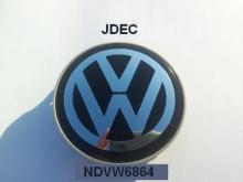 Volkswagen naafdoppen 68mm